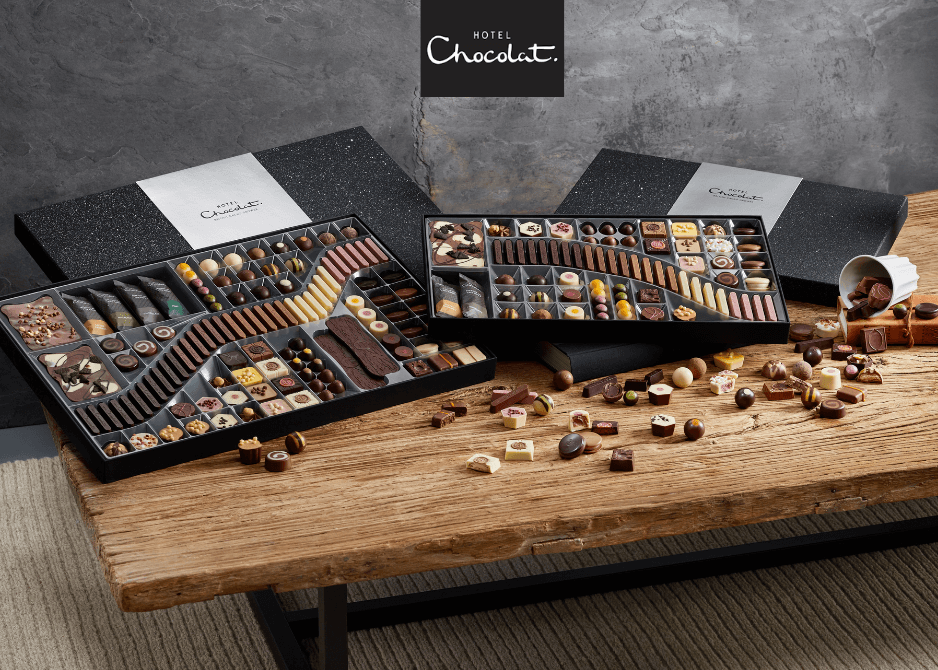 Discover Hotel chocolat