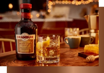 Discover more about Drambuie