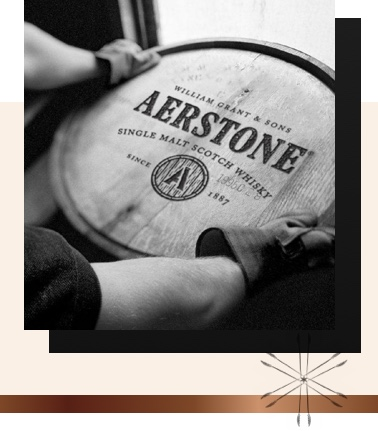 Two 10 Year Single Malts. Two very different tastes. Aerstone simplifies single malt scotch whisky into Smooth and Easy or Rich and Smoky. Both are bold, must-try single malts with two distinctive styles, clearly defined by their taste profile.   Rich and Smoky or Smooth and Easy, you choose – sip, savour and enjoy!