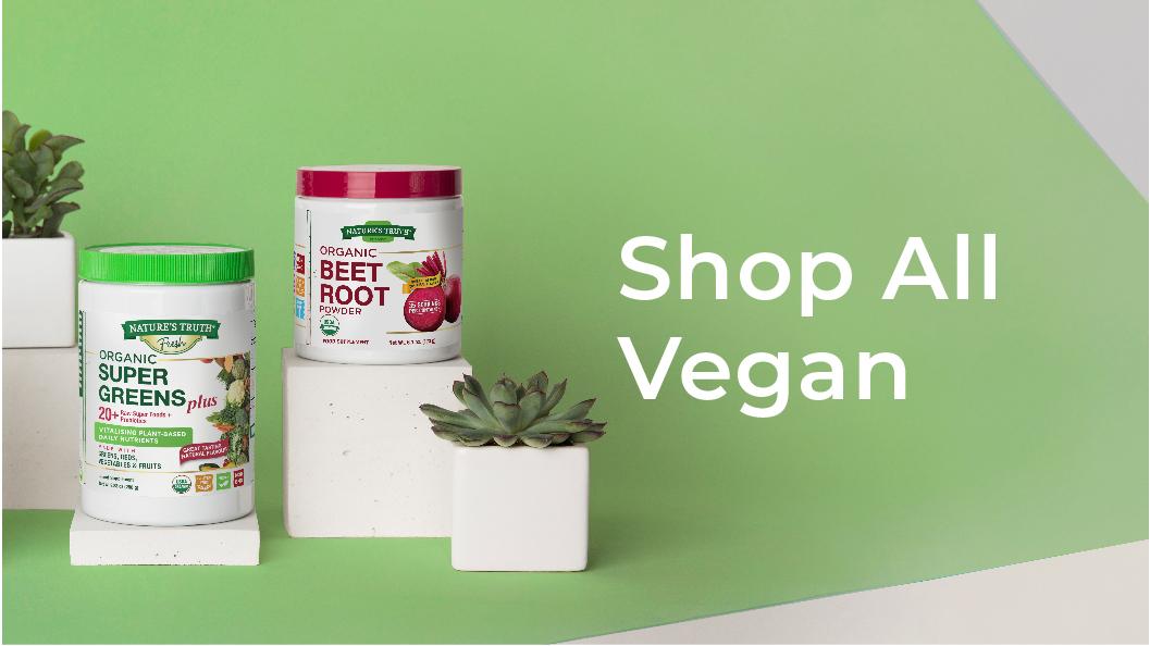 Shop all vegan list