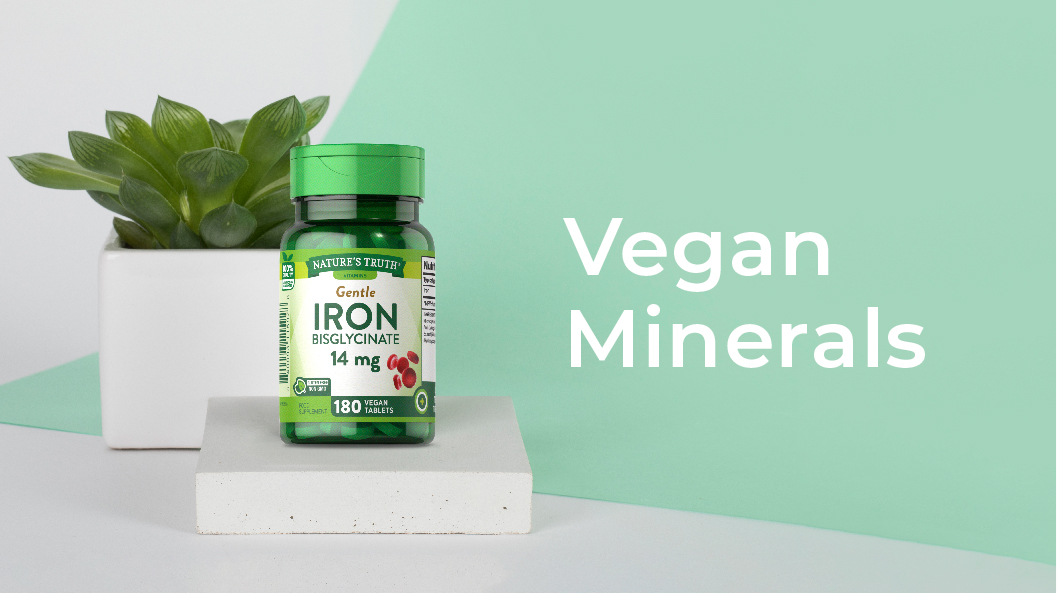 Vegan minerals list