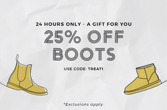 25% off Boots