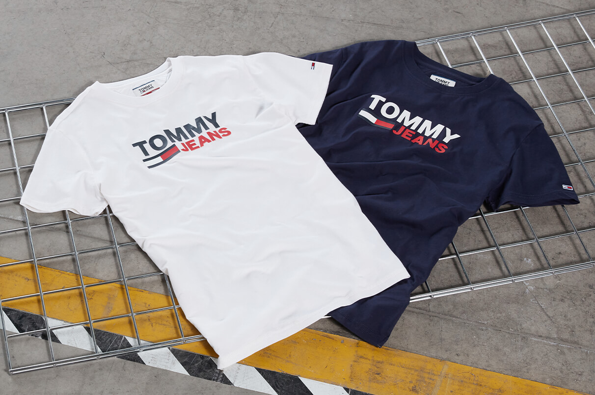 New in: Tommy collections