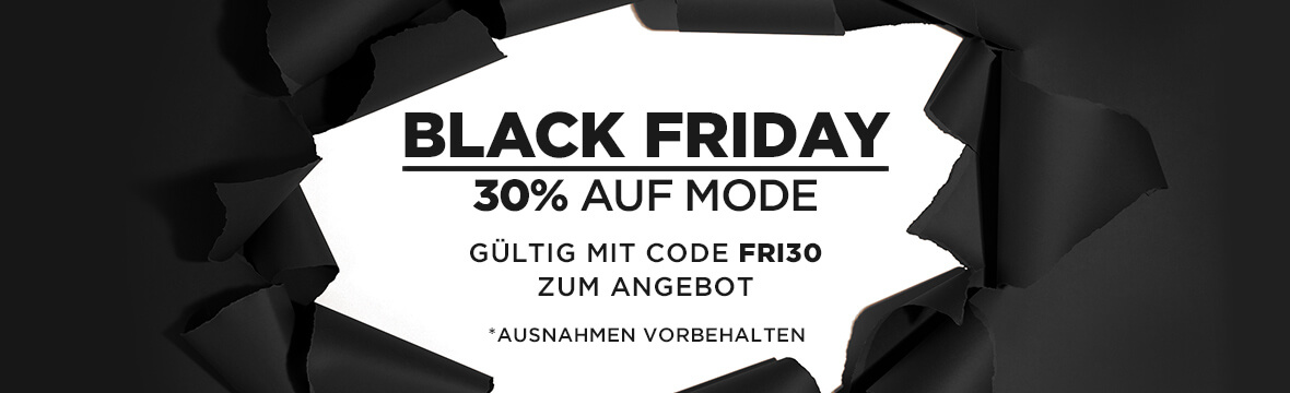 The Hut Black Friday