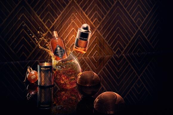 Molton Brown Bizarre Brandy collection