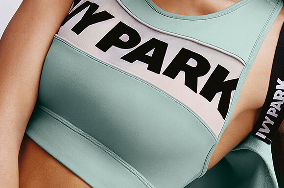 How to Wear Sports Luxe With Ivy Park
