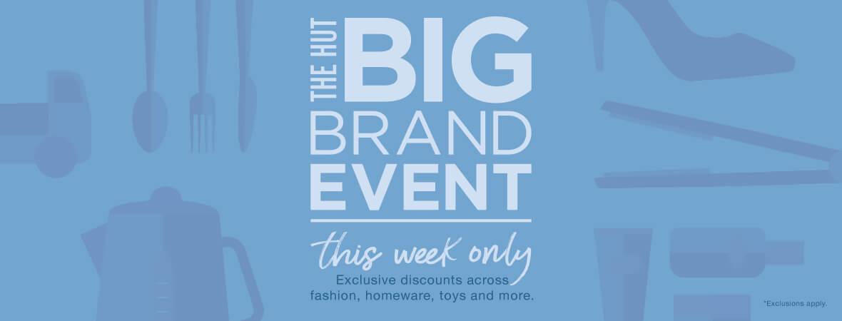 Big Brand Discounts
