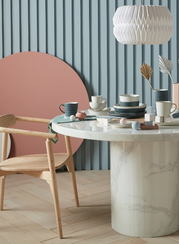 Iconic tableware with Denby