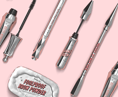 benefit Brow Makeup & Tools
