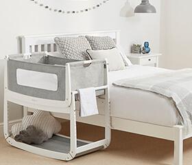 SnüzPod3 Bedside Crib
