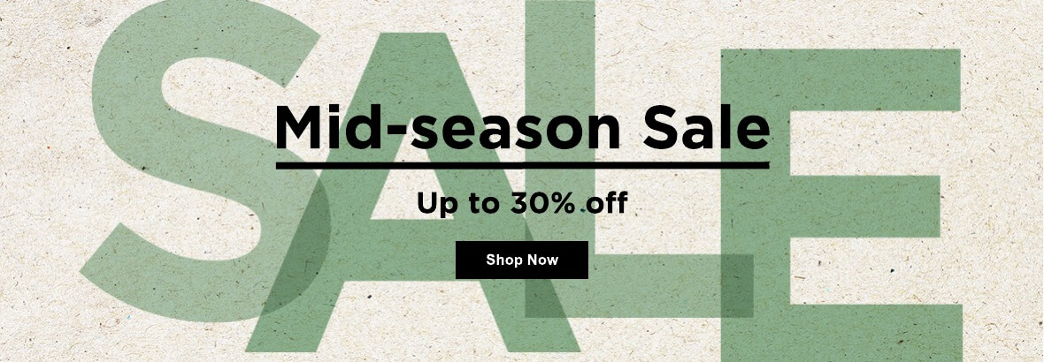 The Hut Mid-Season Sale | Shop All