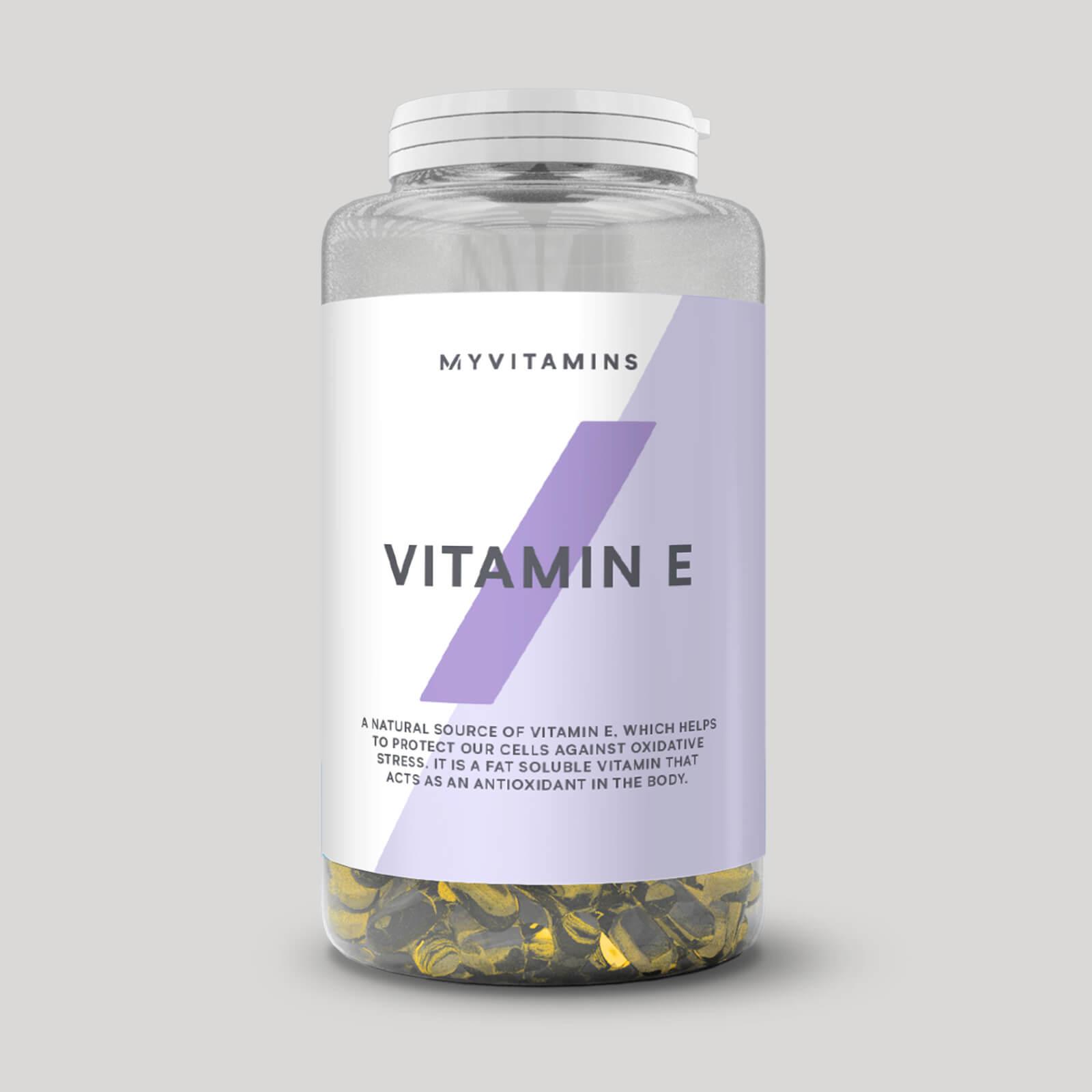 Best Vitamin E Tablets