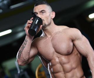 Muskelaufbau & Fettabbau