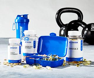Vitaminlər və minerallar