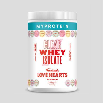 Love Hearts Clear Whey Изолат Протеин
