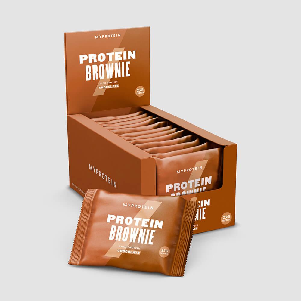Протеиново Брауни