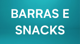 Barras e Snacks