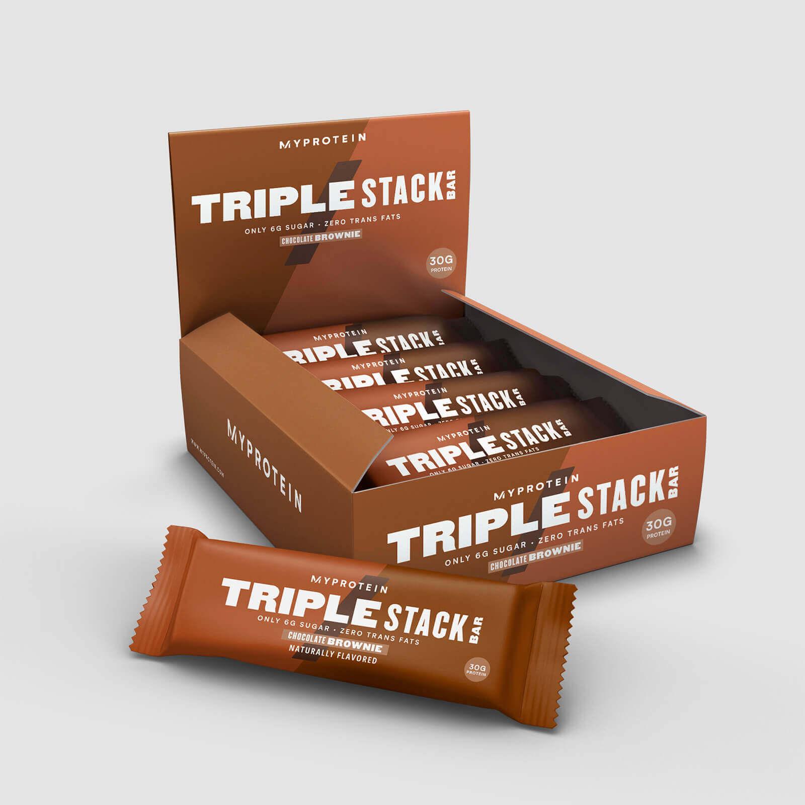 Triple Stack Bar