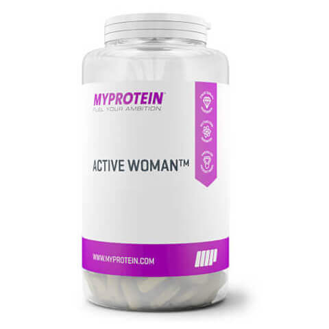 Active Women Multivitamin - Essential all-in-one multivitamin for women