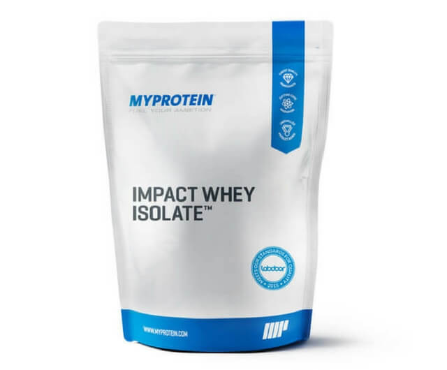 <b>IMPACT WHEY ISOLATE</b>