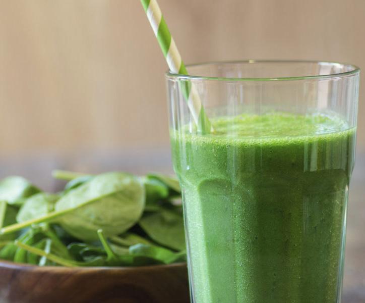 什么是绿色超级食品?