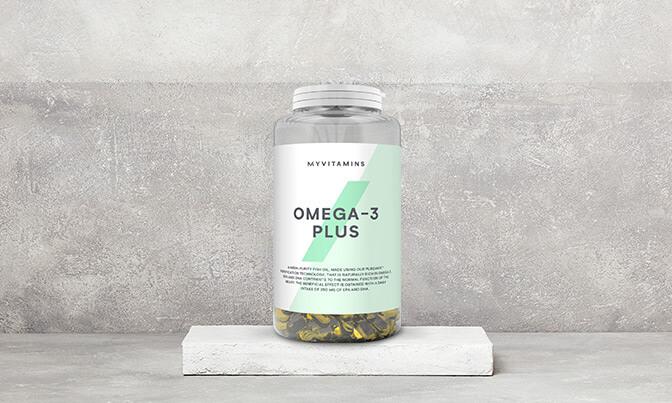 Omega 3 & Rybí tuk