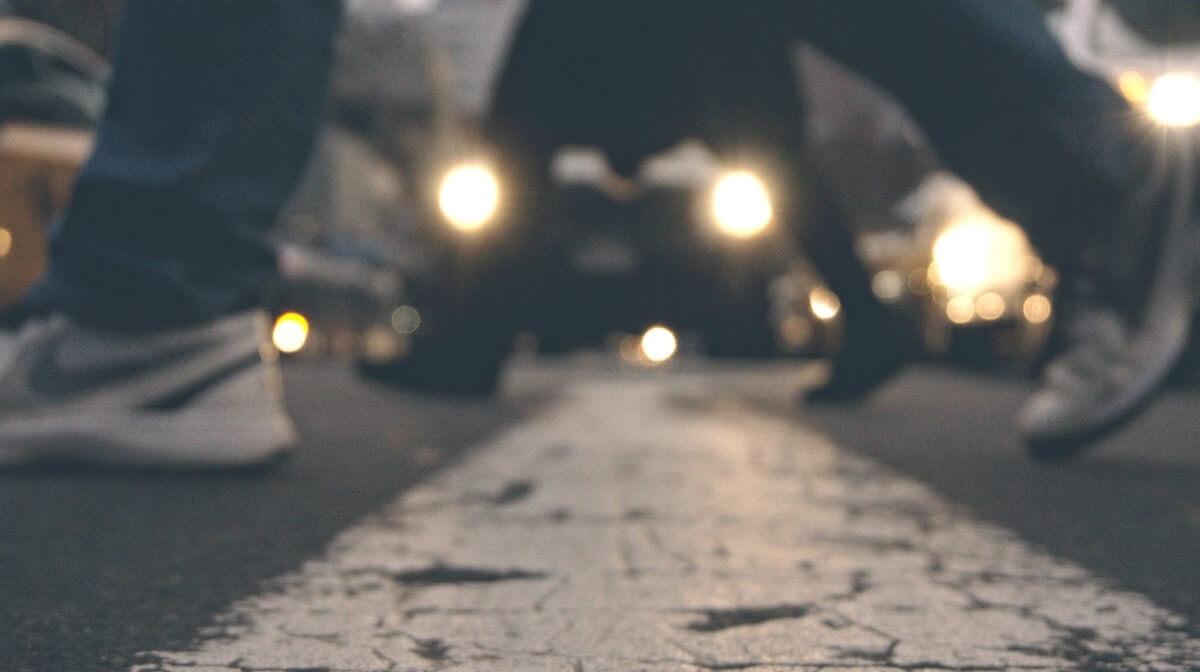 Chůze – strašák doby plné aut