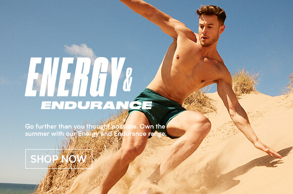Myprotein Summer goals - energy & endurance