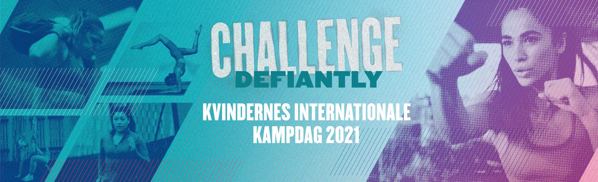 Kvindernes Internationale Kampdag 2021