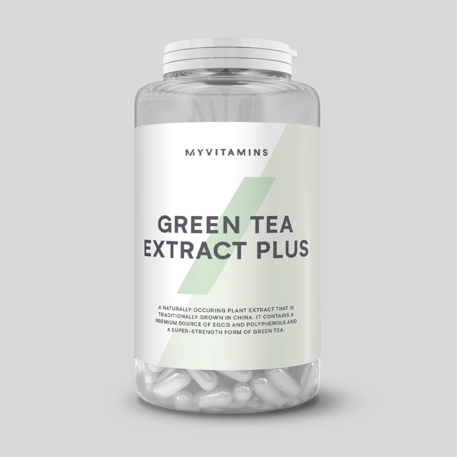 green tea tabletter