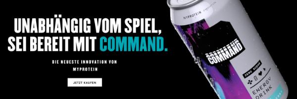 Command Energy Drink