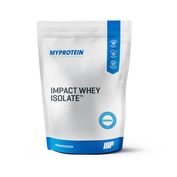Impact Whey Isolate - Best protein for building muscle