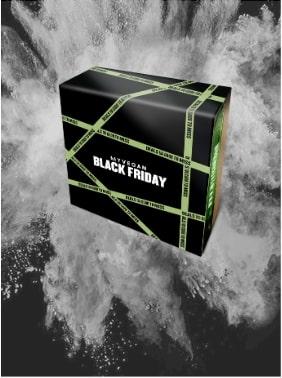 Limited Edition Vegan Black Friday Box