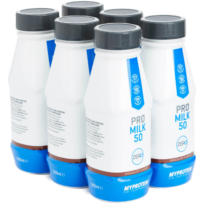 BEST WHEY PROTEIN DRINK - PRO MILK 50