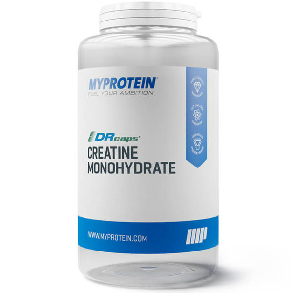 Best Creatine Capsules - Creatine Monohydrate DRcaps