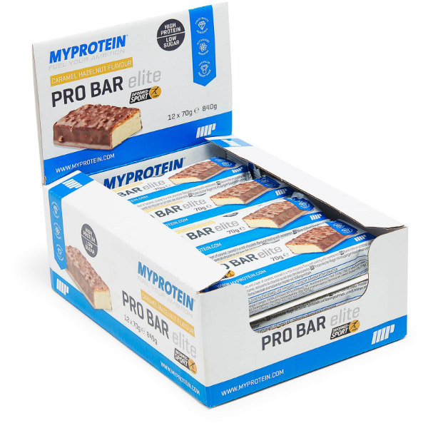 BEST WHEY PROTEIN BAR - Pro Bar Elite
