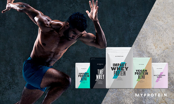 My Protein India Banner