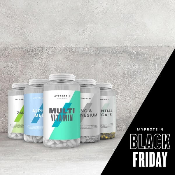 40% Off Discounted Vitamins and Minerals