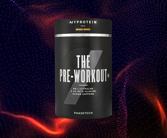 <b>THE Pre-Workout+</b>