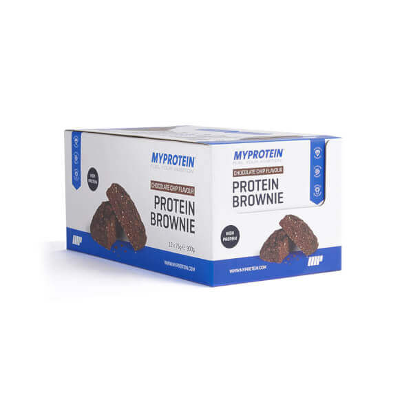 Protein Brownie - best preworkout snack