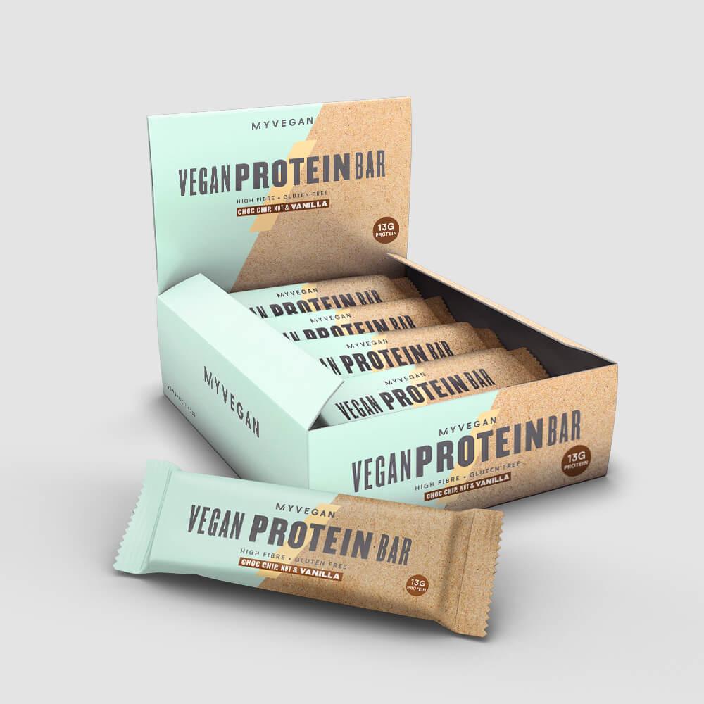 Barrita Vegana Proteica