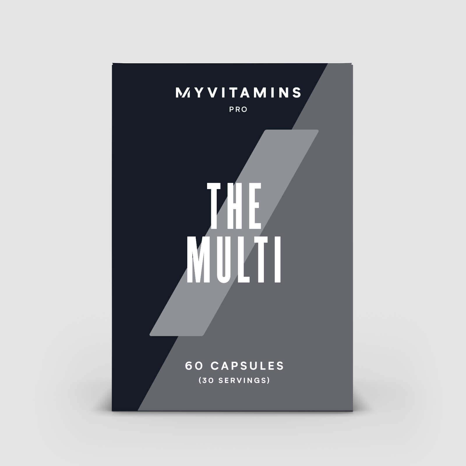 Le Multivitamine le plus biodisponible