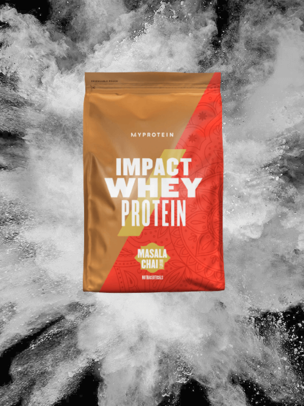 Masala Chai Impact Whey protein
