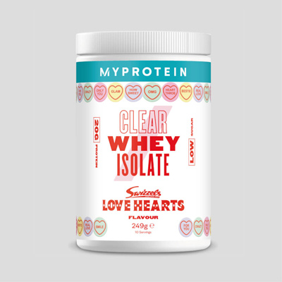 Clear Whey Isolate - Love Hearts