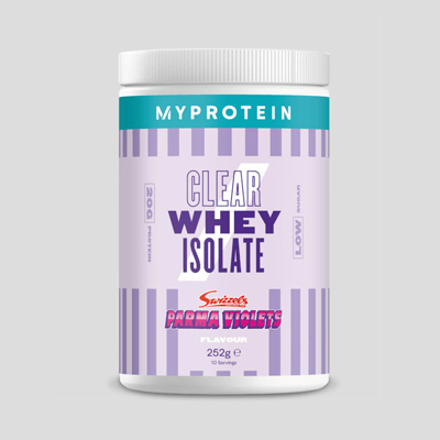 Clear Whey Isolate - Parma Violets
