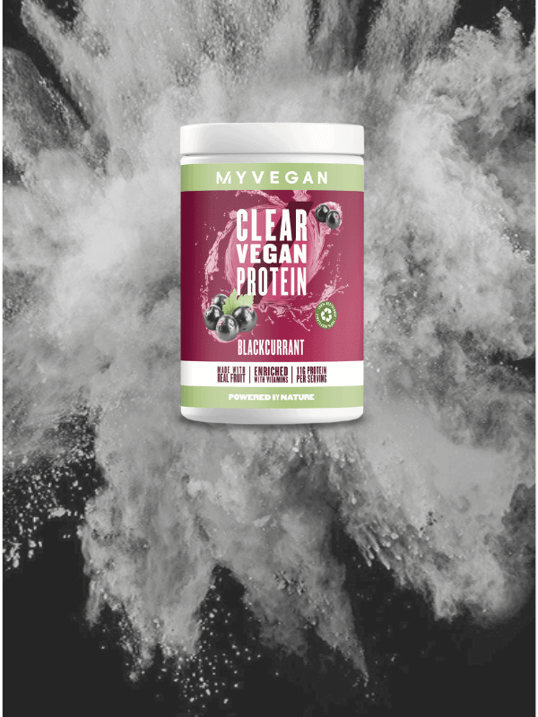 Clear Whey Isolate Riber Nero