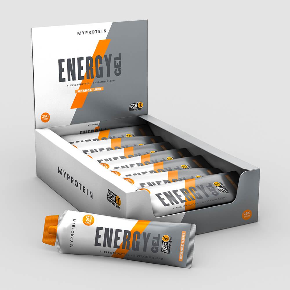 I migliori gel energetici