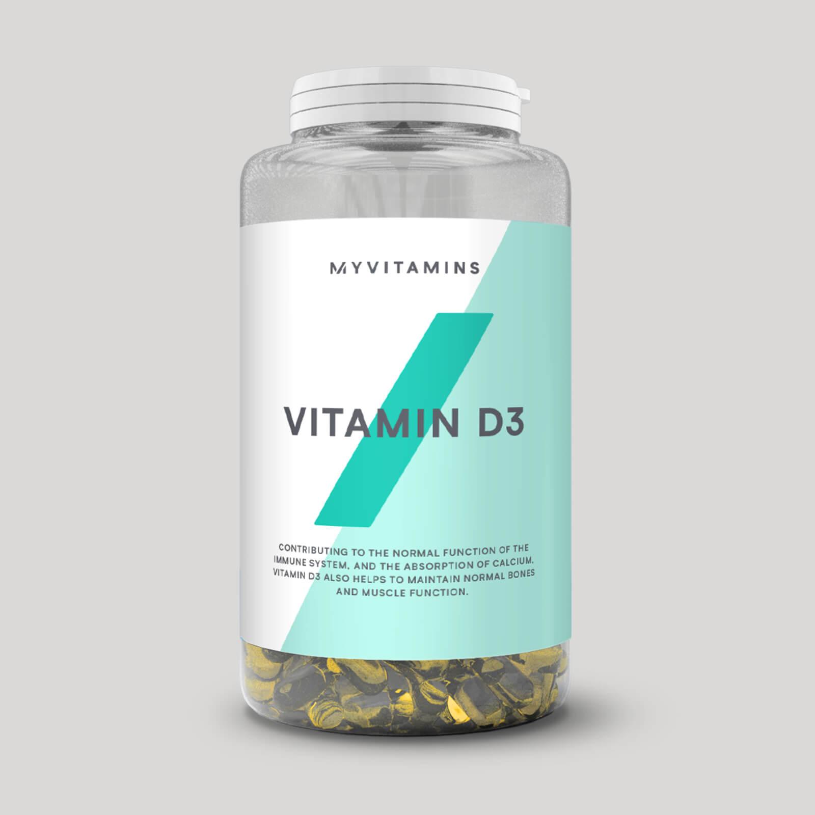 La migliore vitamina D