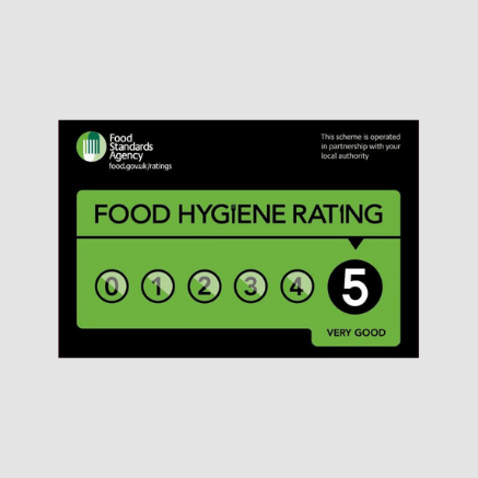 5-Star EHO Rating