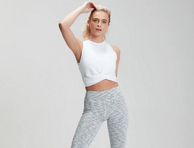 Женская одежда для тренировок
